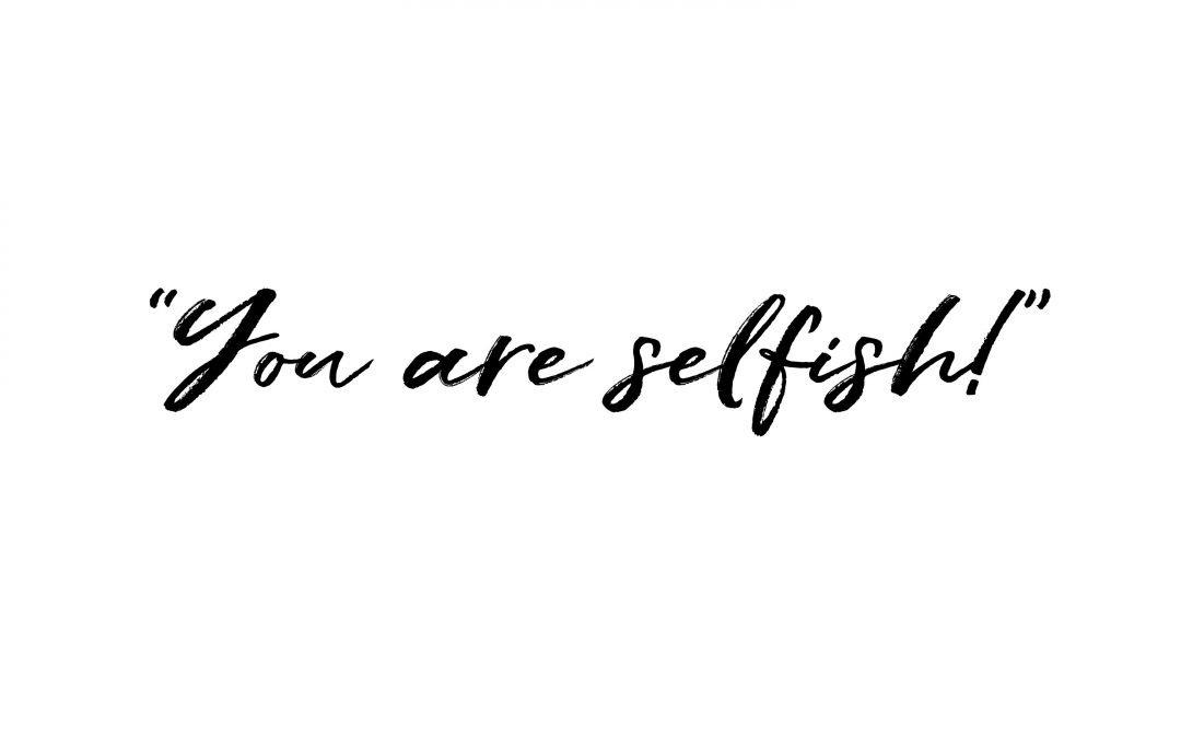 Selfishness, Privilege, and Masks