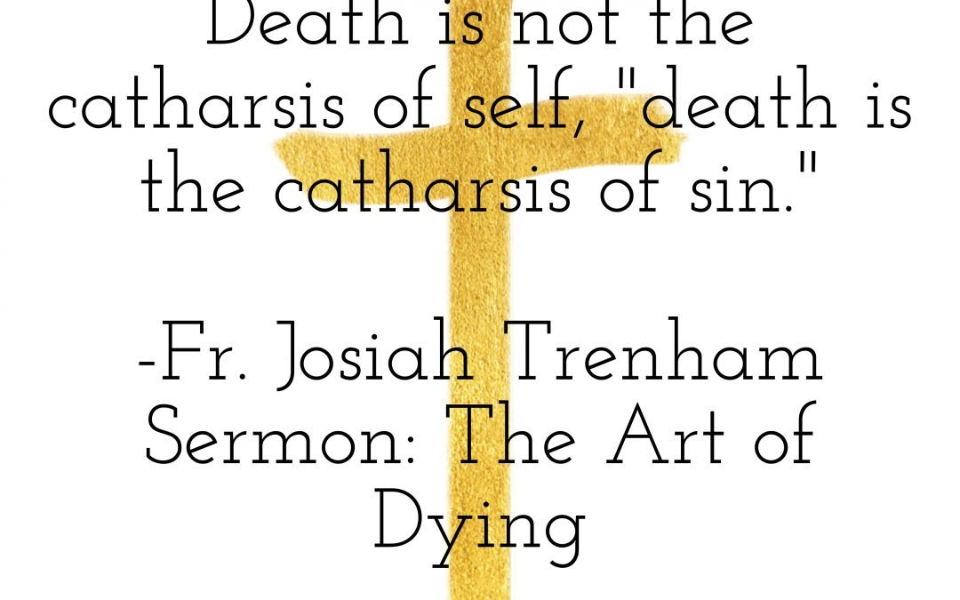 Death and the Death of Sin