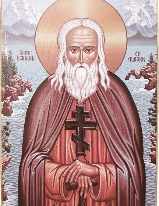 St. Herman the Wonderworker of Alaska & First Saint of America